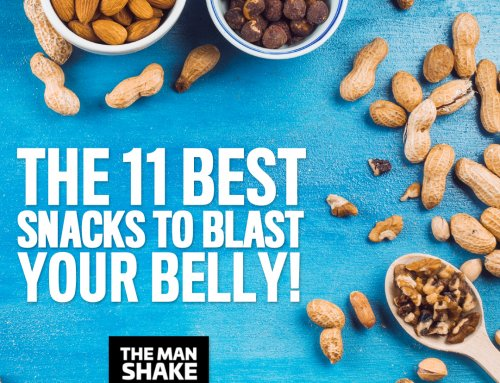 My Best Snacks To Blast Your Belly!