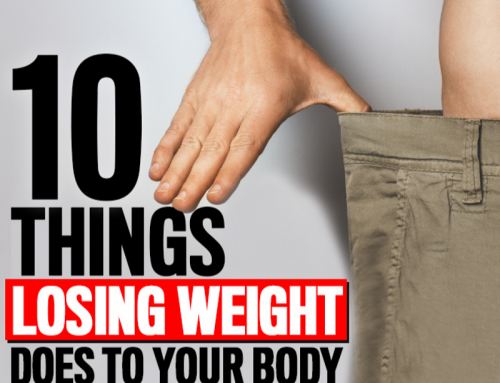 10 things losing weight does to your body